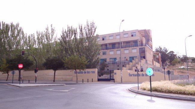 Residencia Fernando de los Ríos gestionada por Grupo Educativo