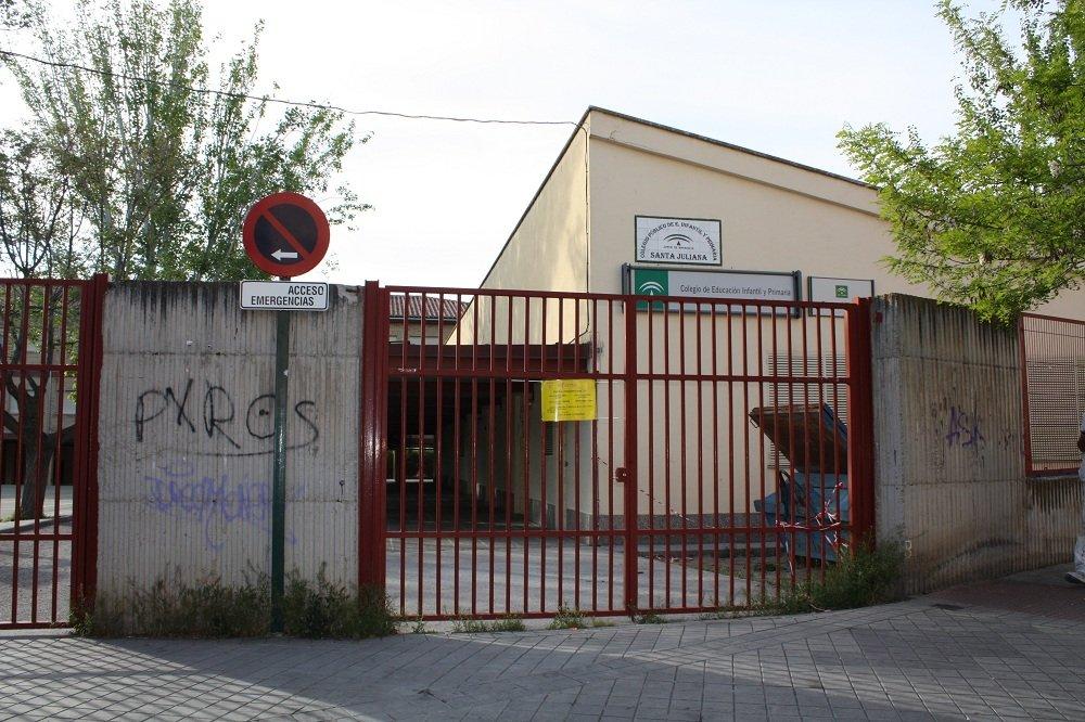 Colegio Santa Juliana, en la Chana