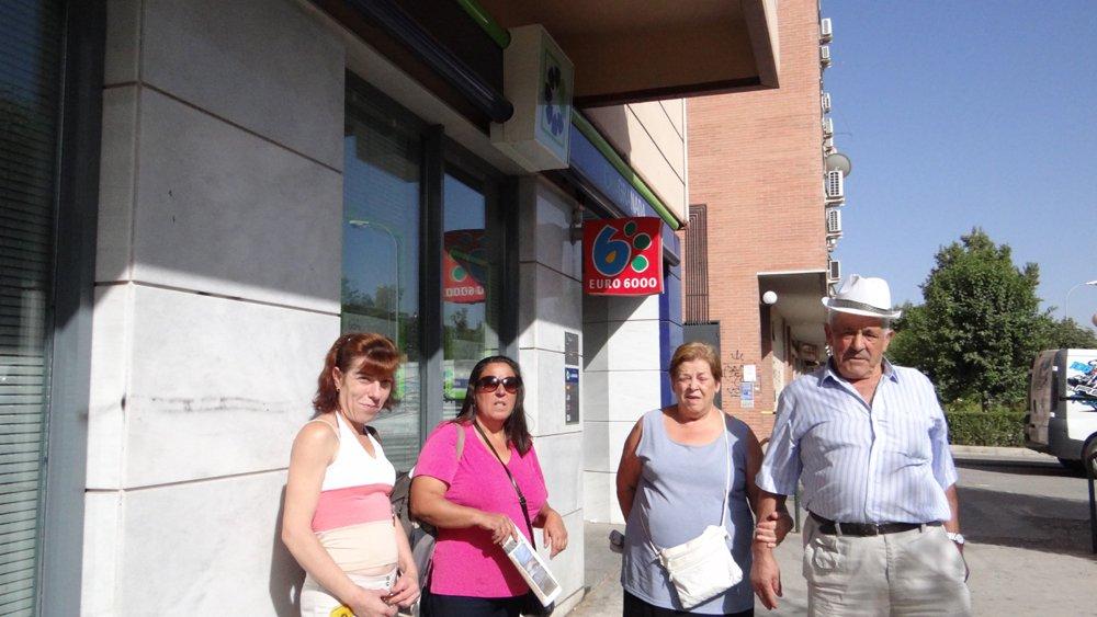 Oficina de CajaGranada-BMN en Joaquina Eguaras