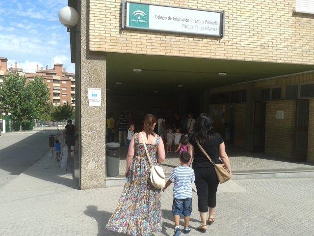 Colegio parque de las infantas.