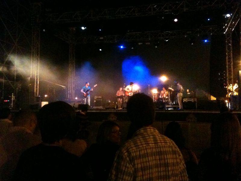 Doroty Perkins Zaidín Rock 2012