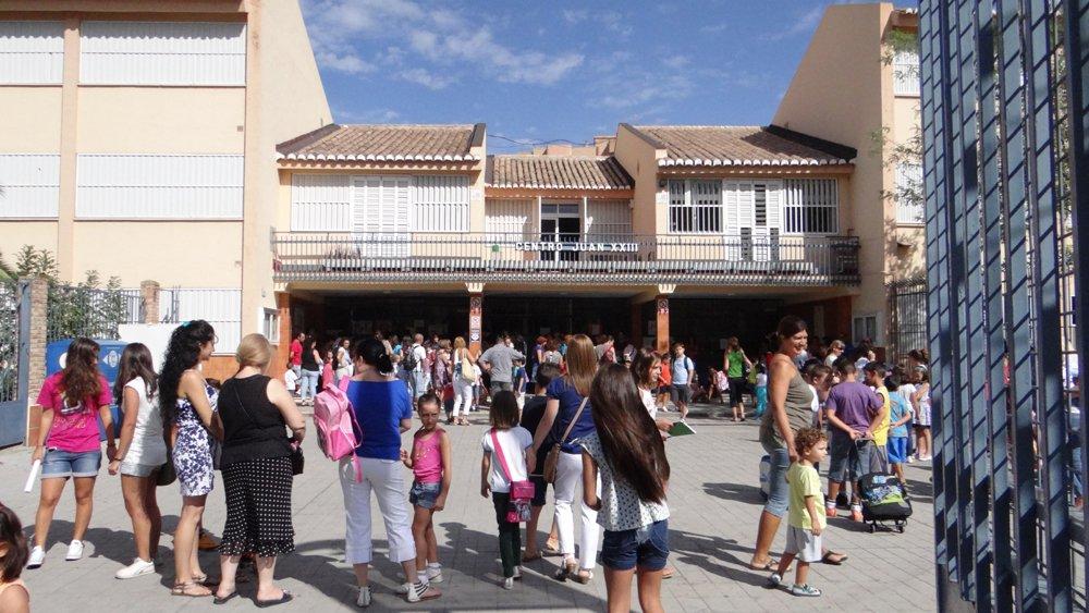 Centro Juan XXIII centro de educación concertado zona norte granada