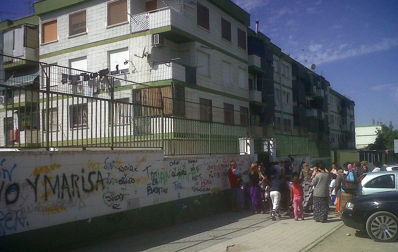 colegio Luisa de Marillac en Molino Nuevo Granada