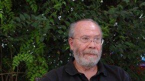 Manuel Fernández, pensionista en huelga de medicamentos