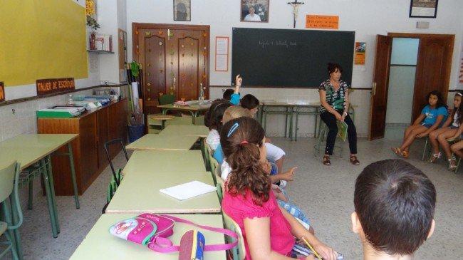 colegio Padre Manjón zona norte Granada