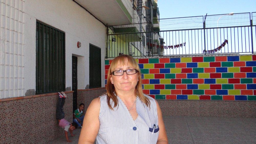 Colegio Luisa Marillac vuelta al cole Molino Nuevo Granada