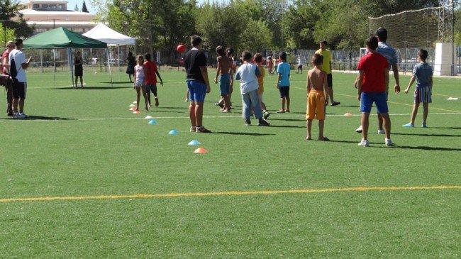 Campo de fútbol de Rey Badis
