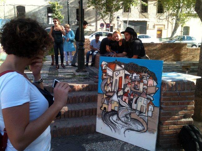 Certamen de Pintura al Aire Libre del Realejo