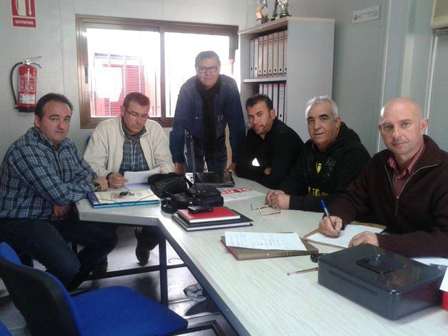 Comité de empresa de Transportes Rober