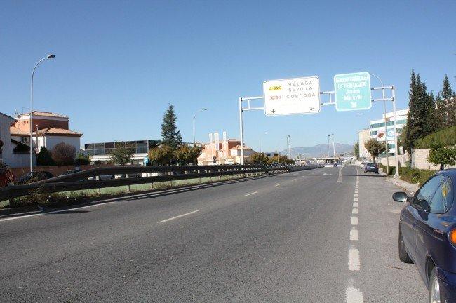 Avenida de Andalucía, Granada
