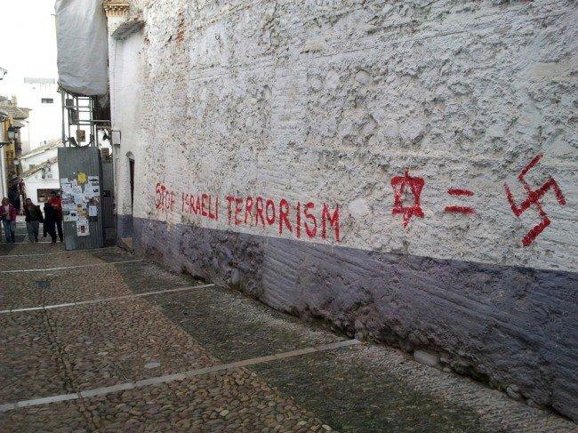Pintada-antisemita