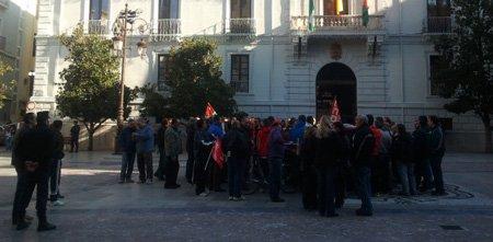 Protesta Rober