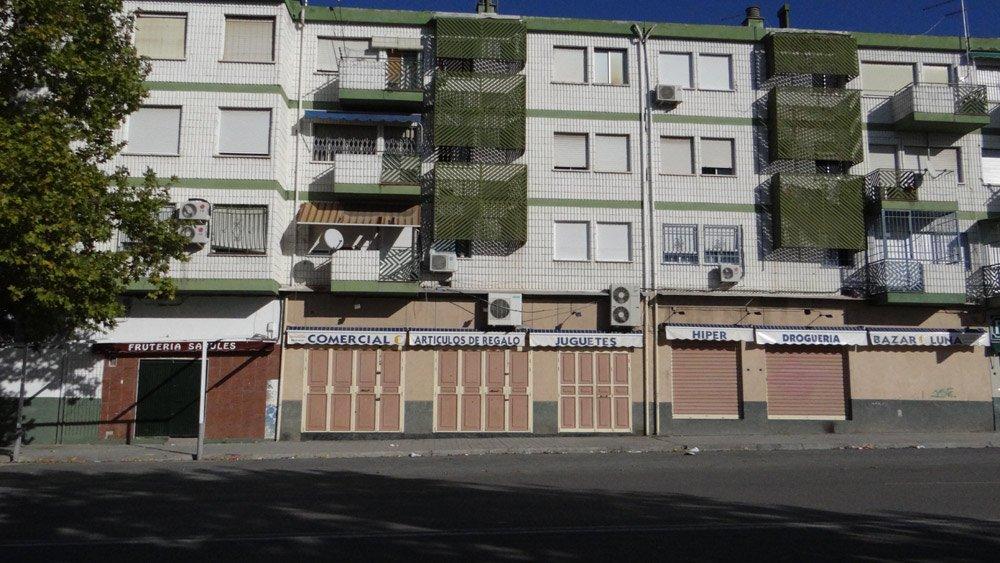 negocios de rey badis cerrados huelga general 14N zona norte granada