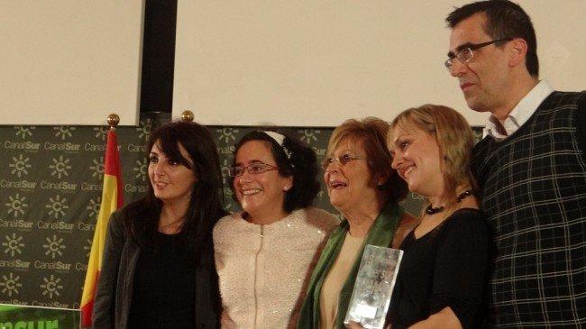 GranadaiMedia, prebio Cibersur en la categoría 'Periodista Antonio de la Torre)