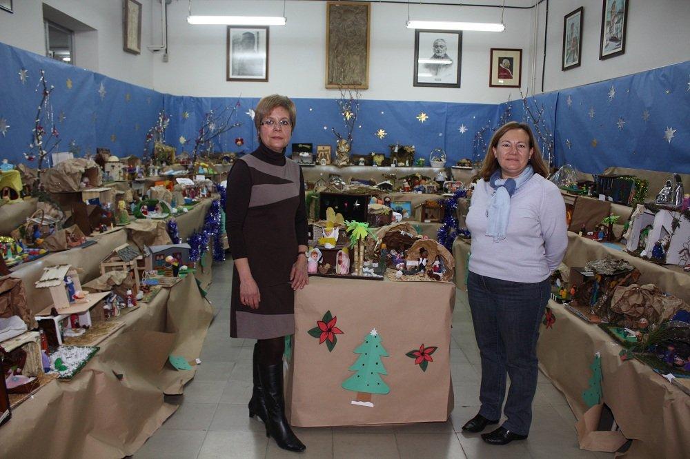 Accésit concurso de belenes Ayuntamiento de Granada 2012