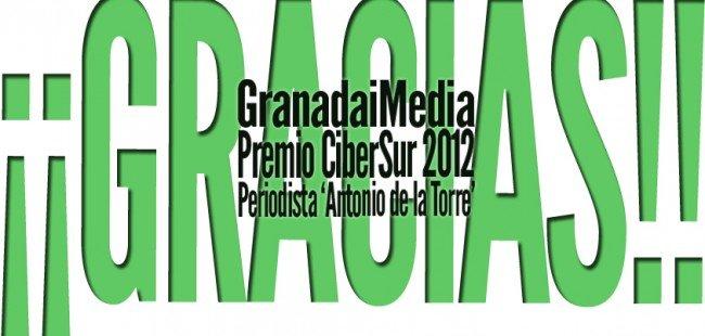 premio cibersur mwa granadaimedia