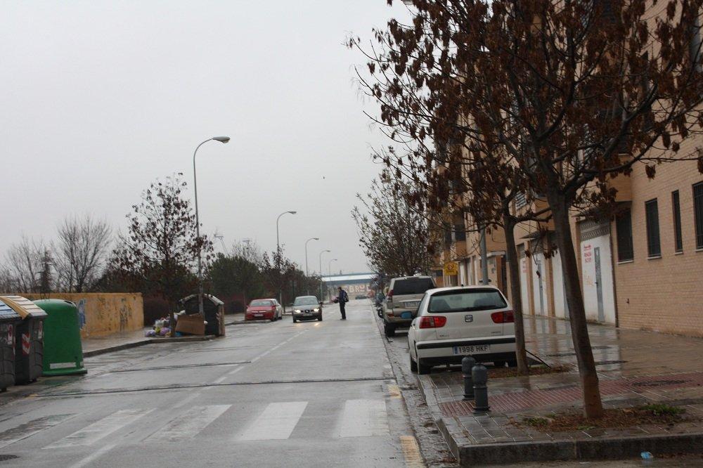 Avenida Gloria Fuertes de la Chana, Granada