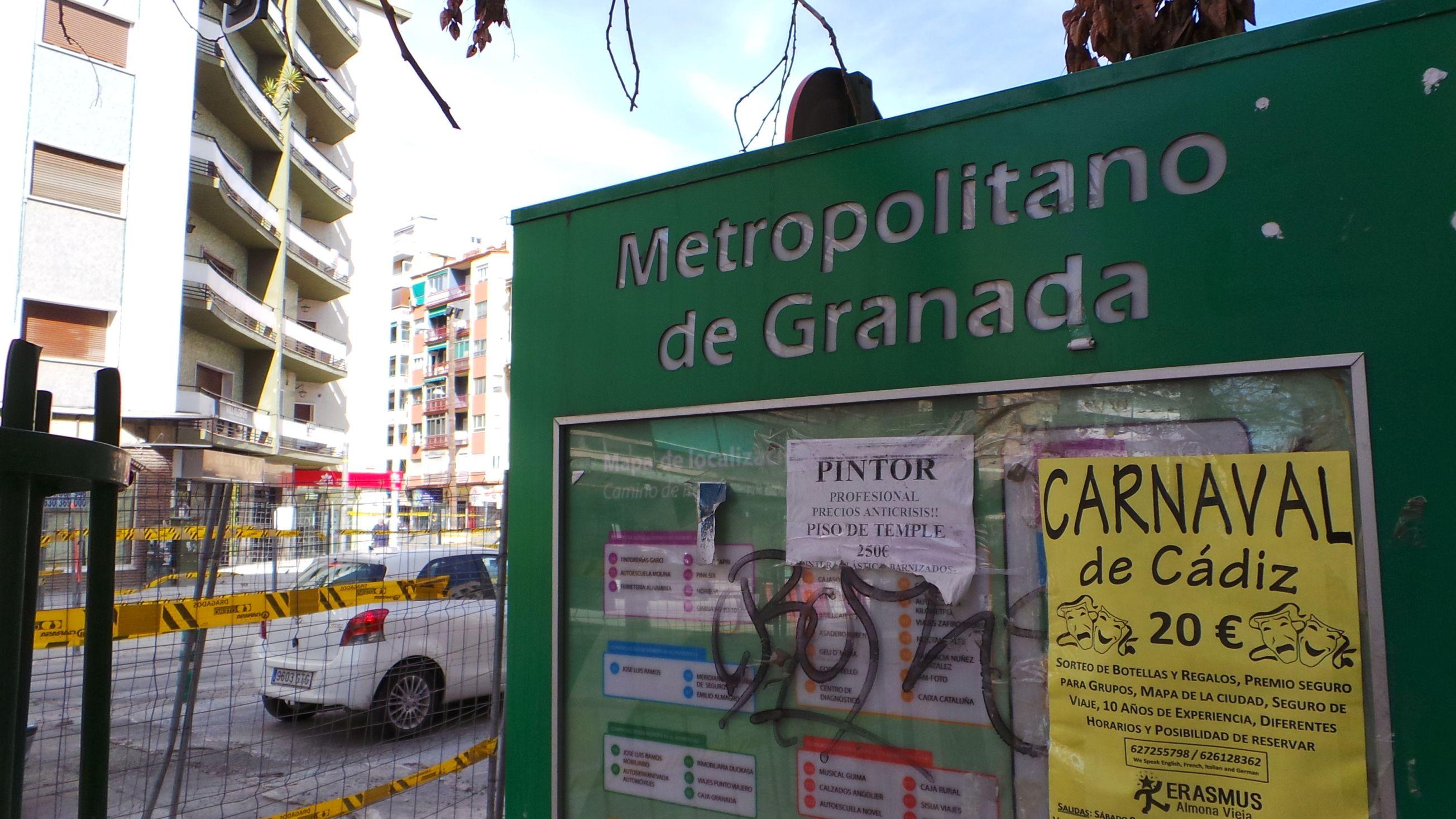 indicador Metro Recogidas con Camino de Ronda.