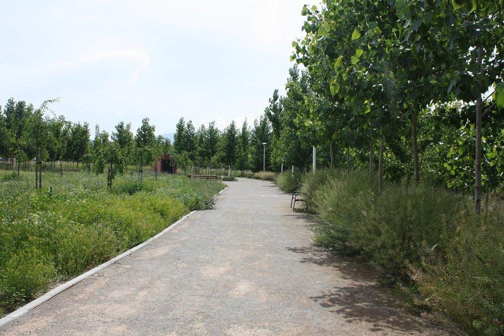Parque de las Alquerías de la Chana