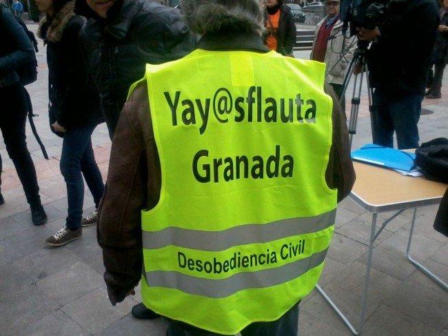 Yayoflautas Granada