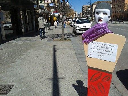 Dia de la Mujer en el Zaidín