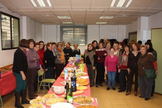 Mujeres del Grupo Motor de la Chana