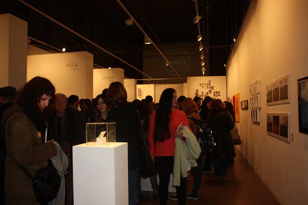V Feria de Arte Contemporáneo de la facultad de Bellas Artes de Granada, FACBA '13