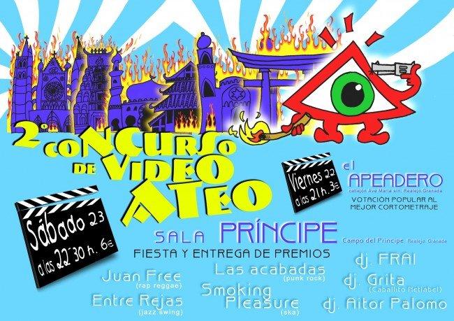 Concurso de Videos Ateos, Granada