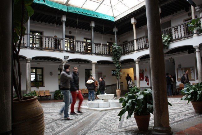 Centro de Lenguas Modernas, en el Realejo
