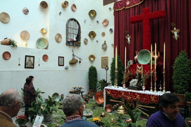 Archicofradía del Rosario, Cruces, Cobertizo de Santo Domingo