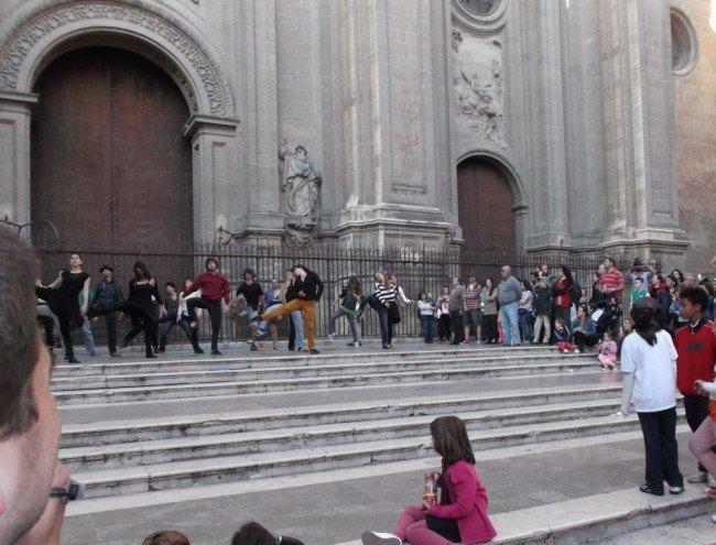 Flashmob Las Pasiegas