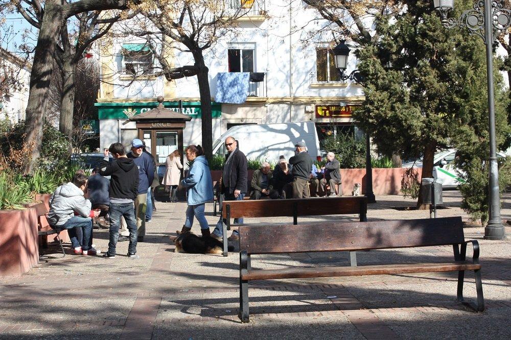 Plaza de la Unidad de la Chana