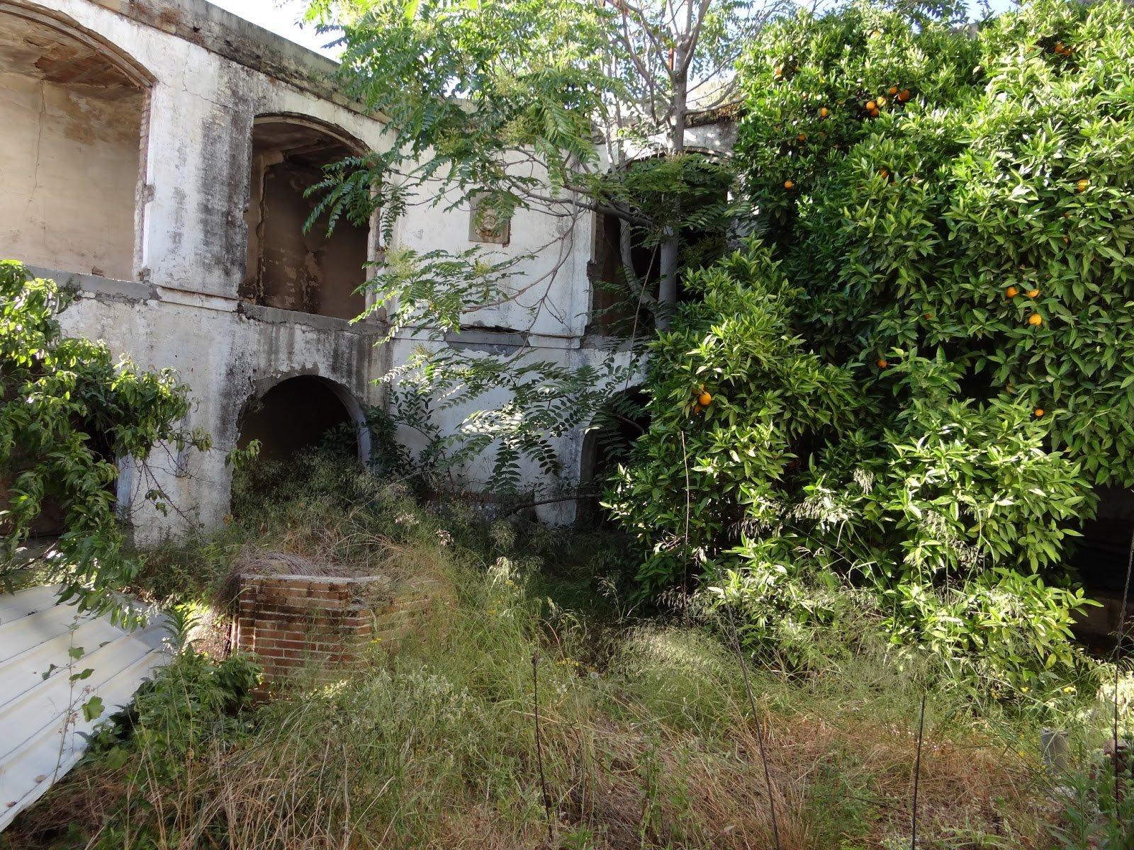 casería de la trinidad - foto: José Fernández