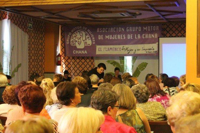 XIV Jornadas grupo Motor de Mujeres de la Chana