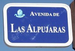 Avenida de las Alpujarras, Chana