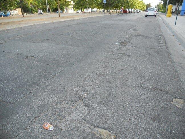 calles granada almanjáyar casería de aguirre