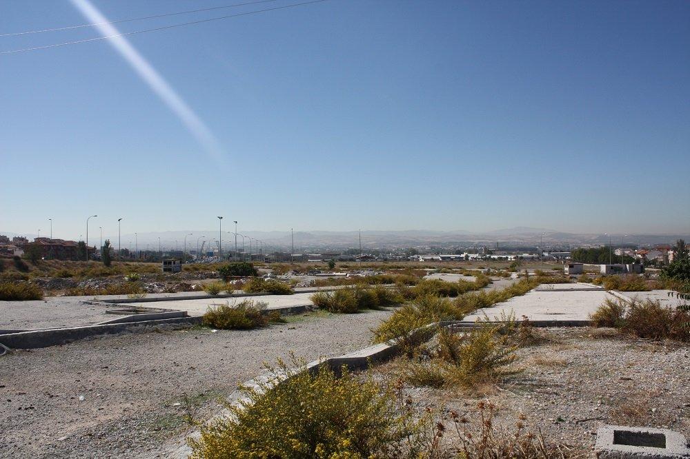 Terrenos del Plan Parcial T1