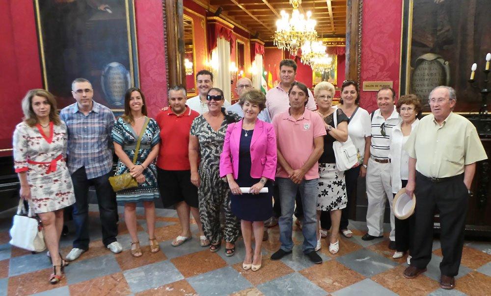 Albaicín, Movilidad, Telesfora Ruiz, Tráfico, Peatonalización