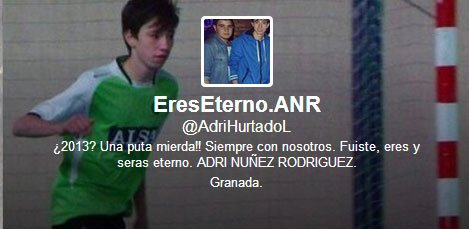 eres eterno anr