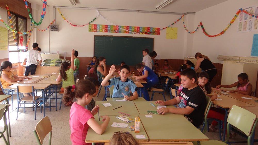 escuela verano zona norte