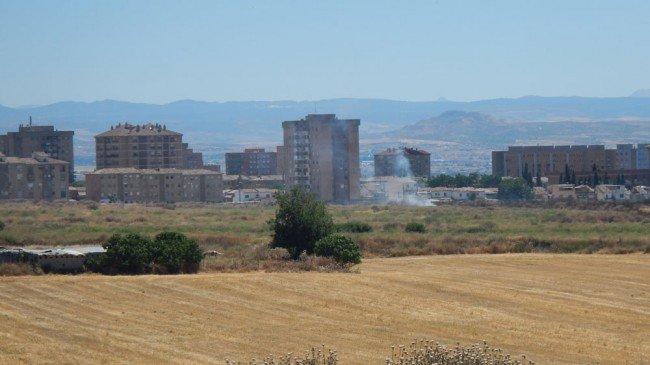 incendio solar ciudad deportiva granadacf