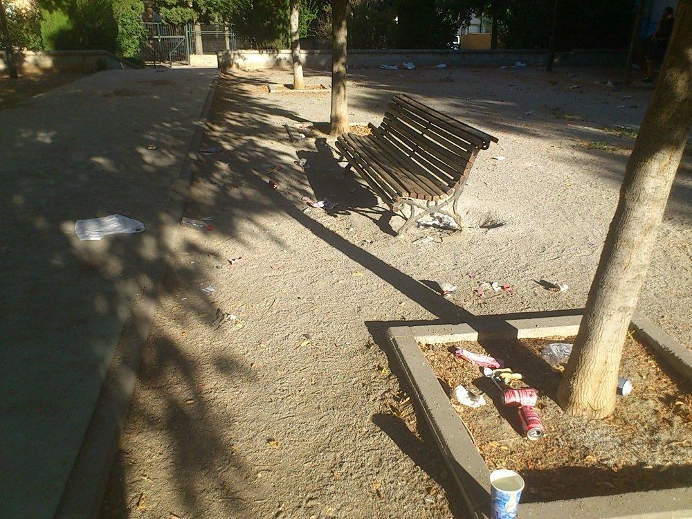 parque doctor agustín laborde norte