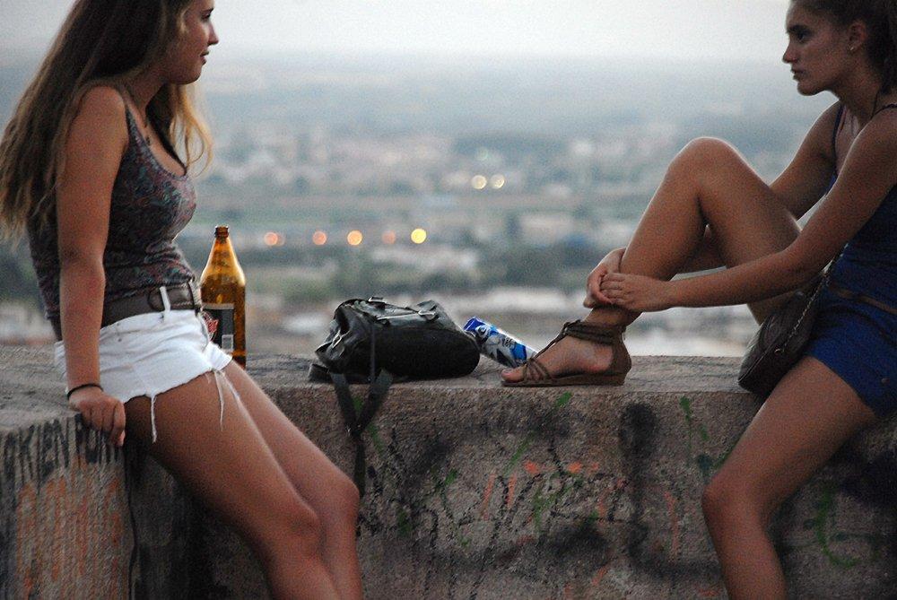botellón con vistas albaicín granada