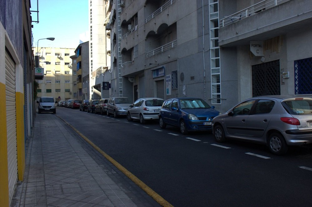 Calle Ledaña, Chana, Granada