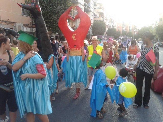 Fiestas del Zaidín 2012