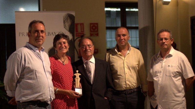 Alberto Dominguez, Premios Albayzín
