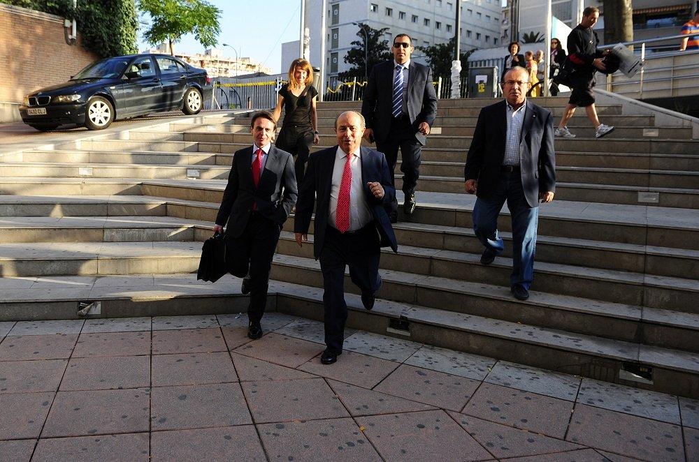 Declaración de Torres Hurtado por el caso del Palacio del Hielo