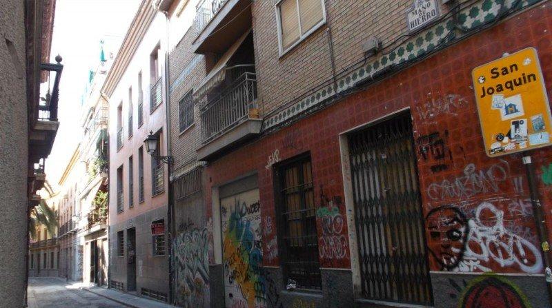 Calle Mano de Hierro Granada