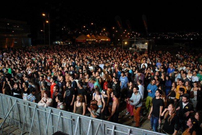 Zaidín Rock 2013. Foto: Leo Rama