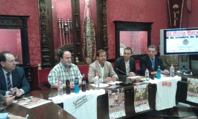 media maratón de Granada